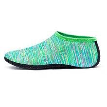 New Beach Swimming Water Sport Socks Anti Slip Shoes Yoga Fitness Dance Swim Surfing Diving Underwater Shoes for Kids Men Women