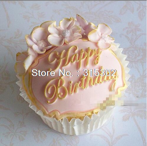 Admirable 1 Pcs Hot Design For Decorating Birthday Cake Cup Cake Soap High Funny Birthday Cards Online Alyptdamsfinfo