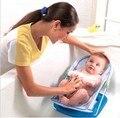 2016 dobrável bebê cadeira de banho rack de banho cama banho rack de banho