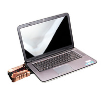 New USB Laptop Cooler Air Extracting Cooling Fan CPU Cooler For Notebook Computer PC Cooling