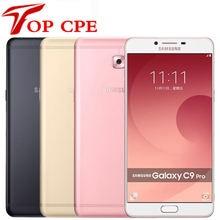 "Samsung Galaxy C9 Pro C9000 cellphone 6.0"" Super AMOLED Snapdragon 653 Octa core 6GB RAM 64GB ROM 16MP Smartphone Mobile phone"