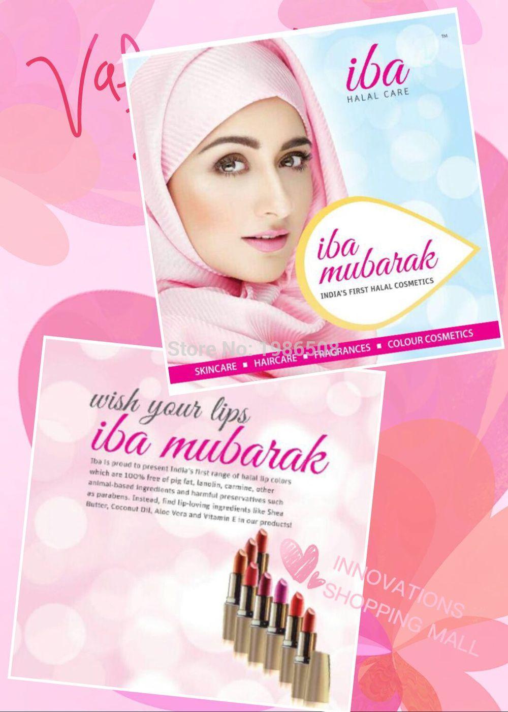 NEW 100% Halal Glossy Lipstick Halal Matte Lipstick Nature
