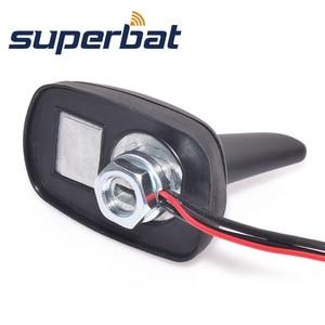 Image 3 - Superbat DAB/DAB +/FM/AM Auto Digital Radio Antenne Dach Montieren Antenne mit Amplified SMB Stecker