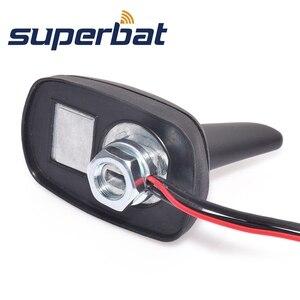Image 3 - Superbat dab/dab +/fm/am デジタルラジオ空中屋根マウントアンテナ増幅された smb コネクタ