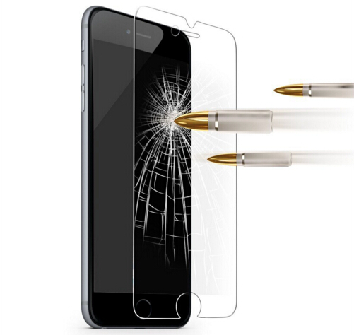 0.26mm 2.5D Scratch-resistant bullet-proof protective film for