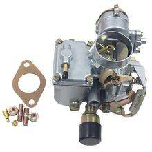 Carburetor 113129031K for VW Volkswagen 34 PICT-3 12V Electric Choke 1600cc 34PICT-3, 98-1289-B
