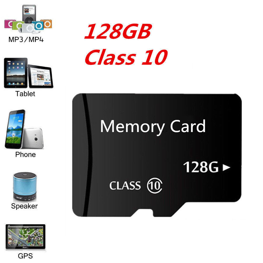 Image 4 - NEW Micro SD Memory Card 2G/4G/8G/16G/32G/64G/128G/256G Flash TF Class 10 SDXC SDHC Card + Free Adapter-in Memory Cards from Computer & Office