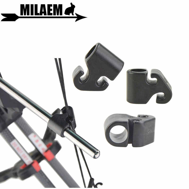 Compound Bow Cable Slide String Splitter Archery Separator for Hunting
