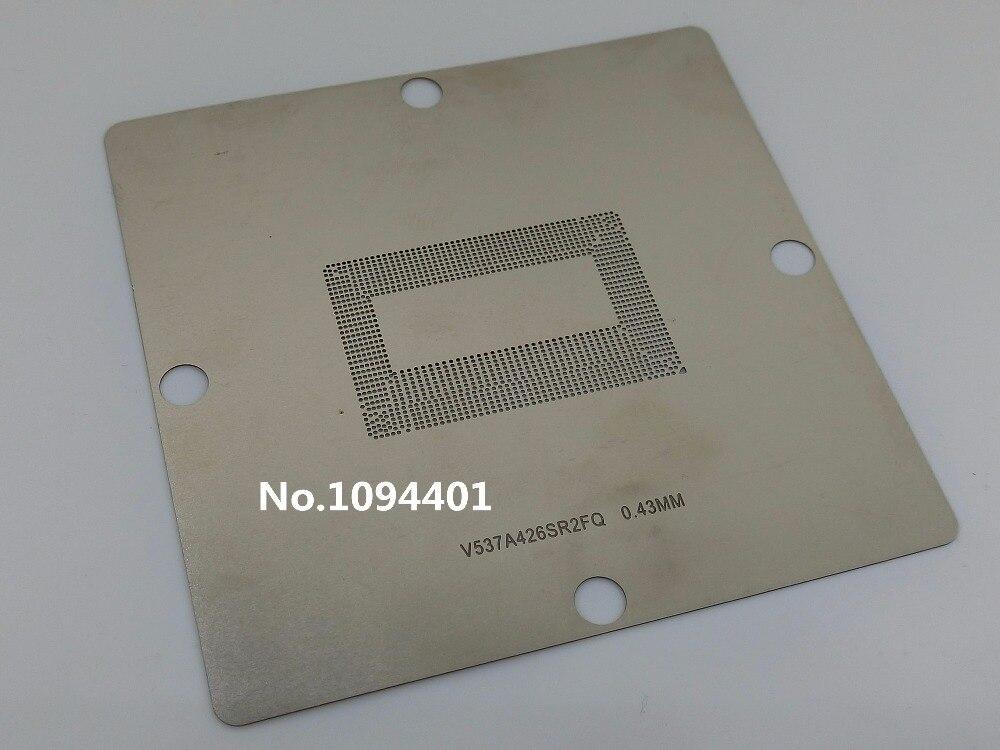 80 80 I5 6300HQ SR2FP I5 6440HQ SR2FS I7 6700HQ SR2FQ CPU Stencil Template