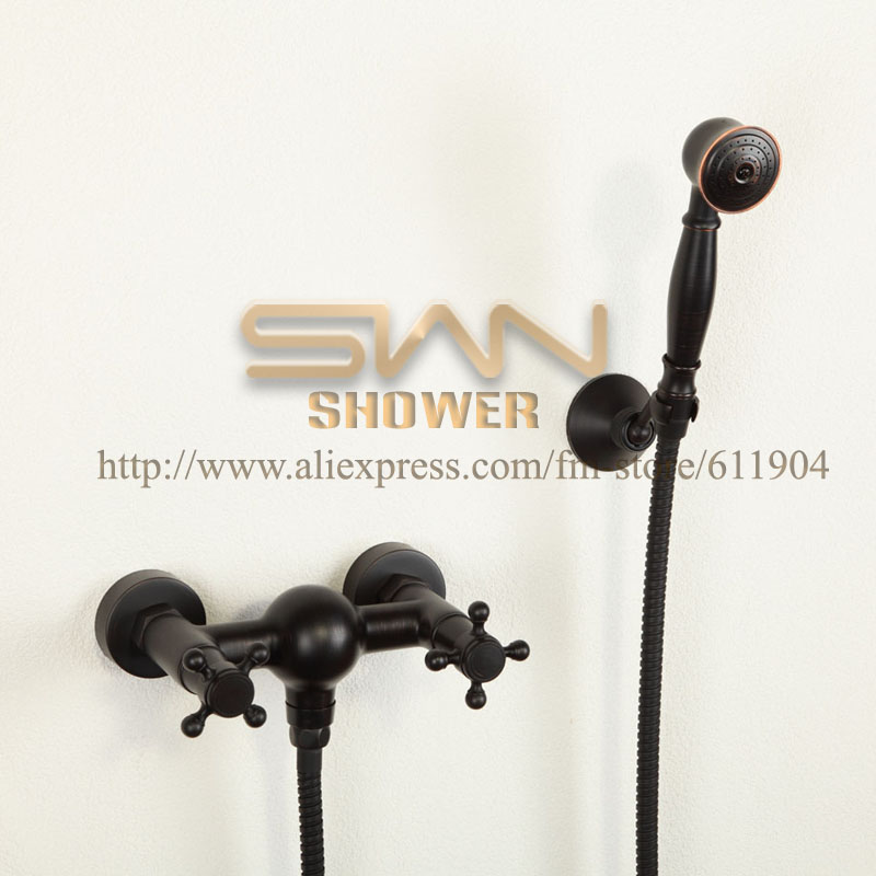 Black Bathroom Faucets. Grohe Geneva Widespread Bathroom Faucet .