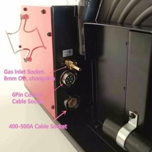 Image 5 - Профессиональный Фидер для проволоки 350A DC24v, 4 рулона 0,8 1,6 мм, кормовые рулоны 300 мм, катушка MIG, сварочный аппарат, фидер с дистанционным управлением