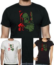 Mens and Womens STAR WARS BOBA FETT T-shirt ....Sizes Up to 5X Large Free shipping  Harajuku Tops Fashion Classic