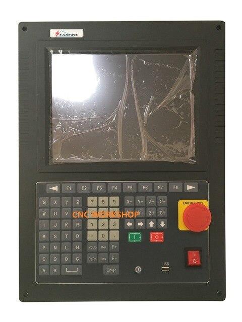 SF 2300S CNC denetleyici alev plazma kesme makinası CNC denetleyici 10.4 ekran SH 2200H SF 2200H