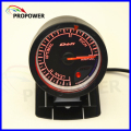 "2.5 ""60 MM DF Avance CR Gauge Aire Combustible Ratio Gauge Negro Cara/AUTO CALIBRE"