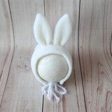 Bebé Vintage de fieltro de lana sombrero bebé niña o niño Animal sombrero  recién nacido gorro 5a9cd90e804