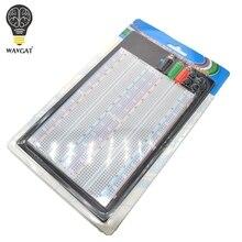 WAVGAT SYB 1660 Solderless Breadboard Protoboard 4 Bus Test Circuit Board Tie point 1660 ZY 204