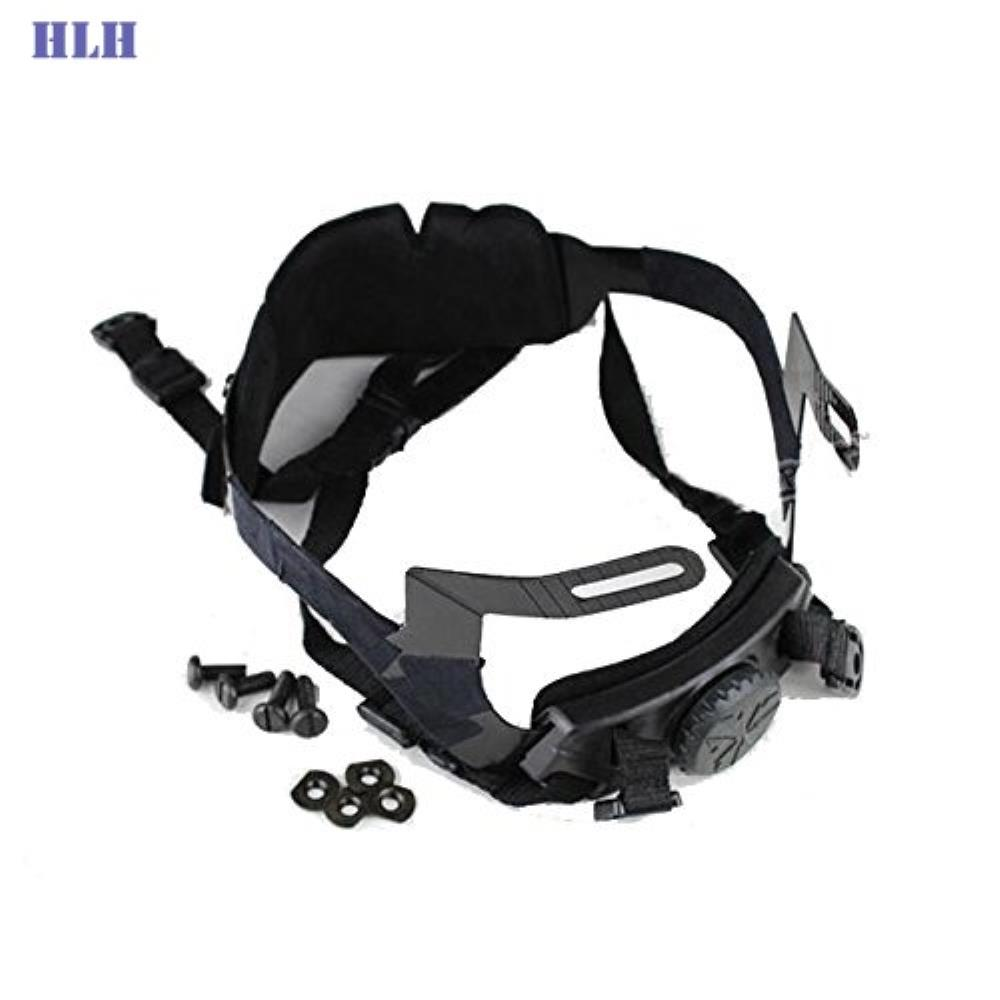 Half Covered Tactical Fast Protective Helmet Belt Strong Accessories Set Helmet Harness