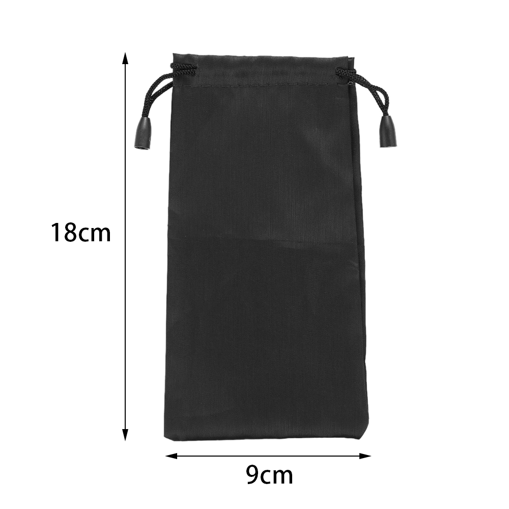 1/5/10 pcs Soft Cloth Waterproof Sunglasses Bag Microfiber Dust Storage Pouch Glasses Carry Bag Portable Eyewear Case Container