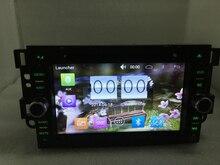 Чистая Android 6.0 1024*600 Емкостный Экран Автомобильный DVD для Chevrolet AVEO EPICA, quad-Core 3 Г WI-FI 1 г RAM 1.7 ГГЦ