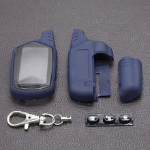 Keychain Professional-Accessories Auto-Alarm-System Lcd Remote Starline B9 A61 for A91