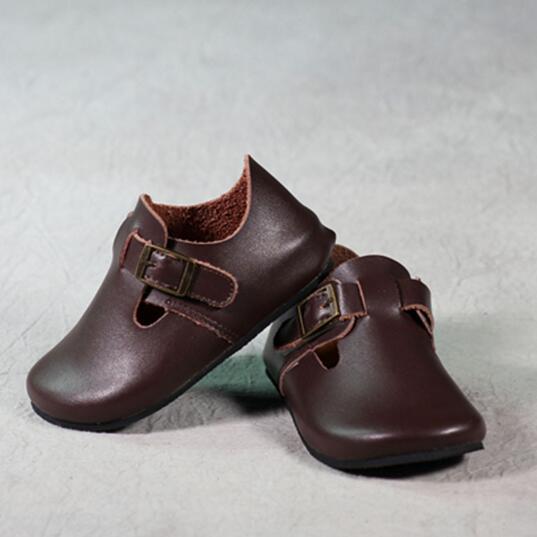 Novos Produtos Do Bebê Calçados infantis de Couro Genuíno Sapatos Casuais Meninos Meninas Apartamentos Crianças Sapatos Único Respirável Anti-skid 04