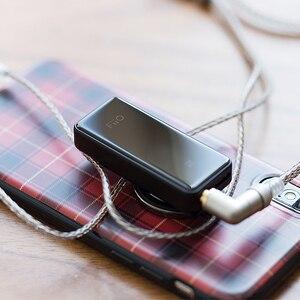 Image 5 - FIIO receptor de Audio BTR3 Bluetooth 4,2 aptXLL, inalámbrico, adaptador Aux Bluetooth para altavoz y auriculares, 3,5mm