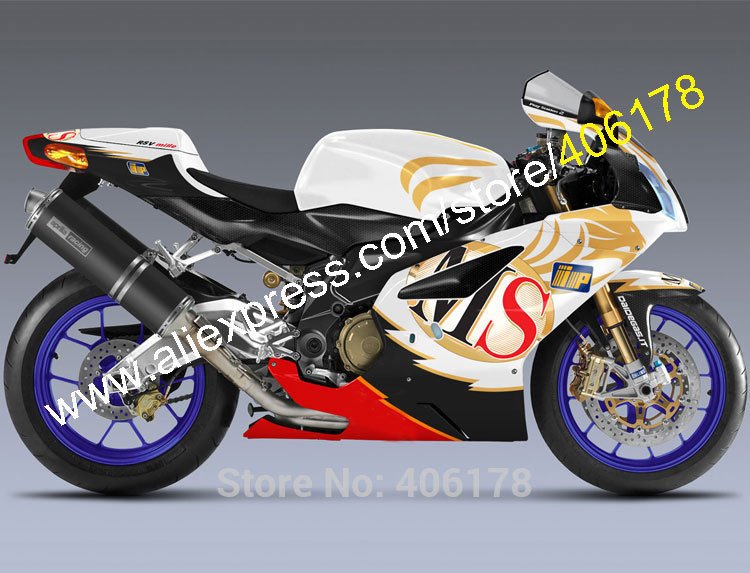 Hot Sales,Motorbike Fairings Kit For Aprilia RSV1000 R 03/04/05/06 RSV 1000 2003/2004/2005/2006 RSV-1000 03-06 MS ABS Body Kits