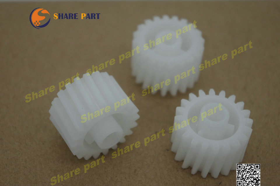 10 X New 20T Fuser gear RU7-0030 RU7-0030-000 for HPp3015 1set replacement gear kit ru5 0956 000 ru5 0959 000 ru5 0958 000 ru6 0965 gr p3015 15t ru7 0030 ru7 0028 000 for hp p3015