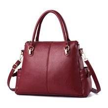 f490d97871c4 2018 New High Quality Women Handbags Female Shoulder Bags Fashion large  Women Messenger bags leather Tote Briefcase 2e254