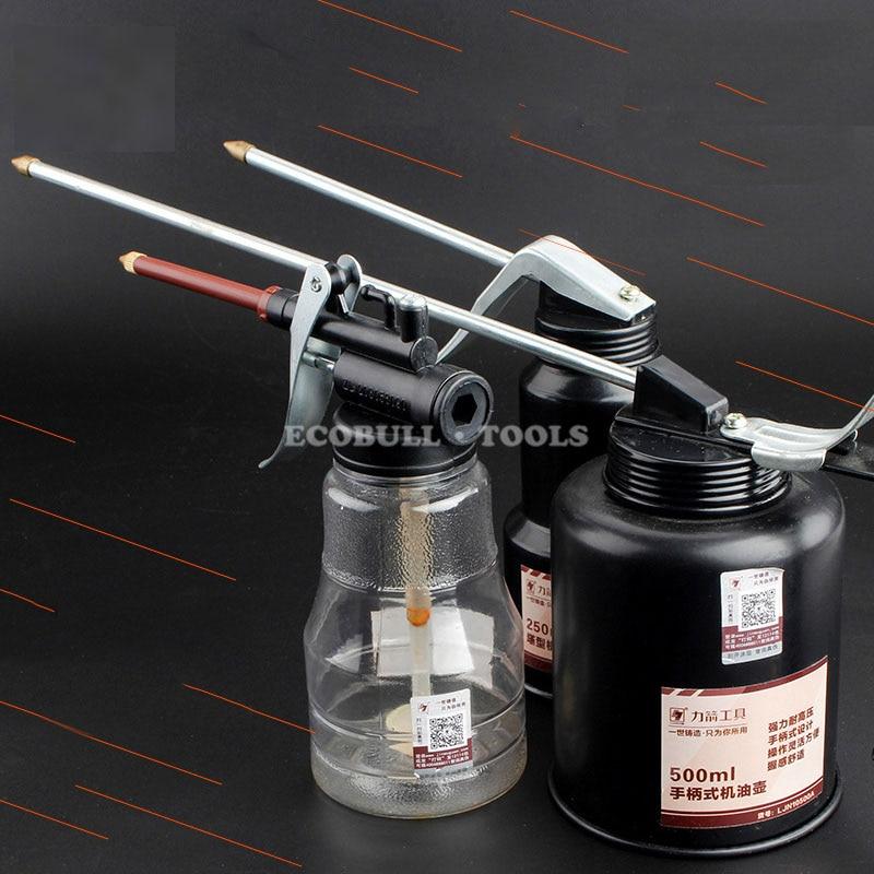 Aerógrafo LIJIAN Aerografo Bomba de engrasador Manguera Pistolas de - Herramientas eléctricas - foto 5