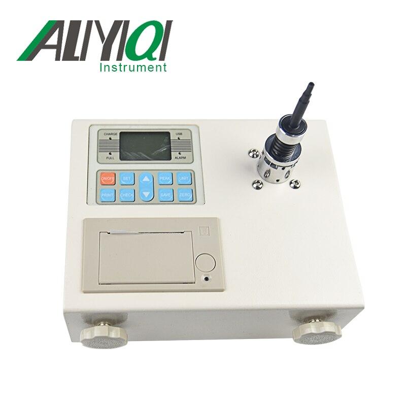 Цифровой измеритель вращающего момента тестер с принтером(ANL-10P) 10н. М