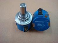 Original new 100% Mexico import 3545S 1 103 10K 5% 5 circle multi coil around the potentiometer shaft 6.4MM (SWITCH)