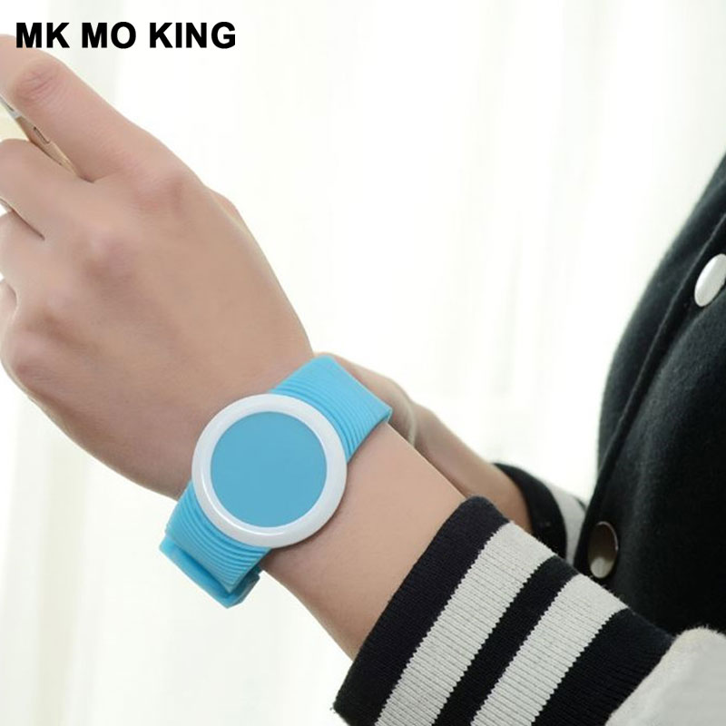 Men Casual LED Sports Watches Jelly Silicone Fashion Touch Screen Colorful Round Lady Clock Girl Outdoor Bracelet Relogio Dw Mk