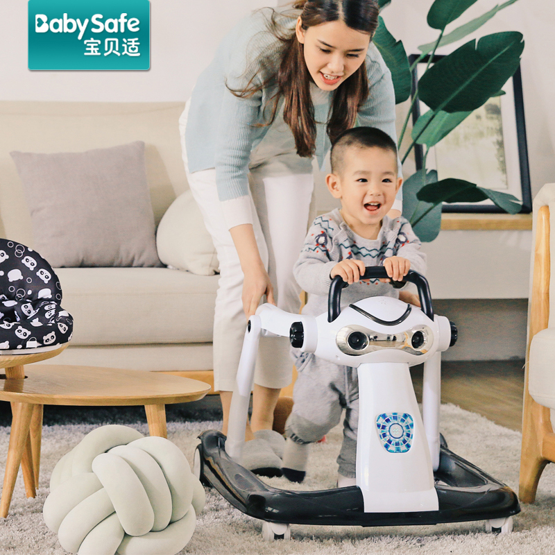 Baby walker Multi Function Anti Rollover For 6/7-18 Months Baby Boys Can Sit Girls' Children's School прогулочные коляски baby design walker lite