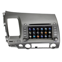 1024 600 16GB RK3188 Quad Core Android 4 4 Car DVD Player Radio Tape Recorder For