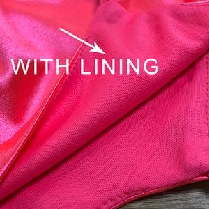 Image 5 - Newasia jardim sexy bodycon vestido de cetim feminino clube vestido de festa glitter rosa vestido de lantejoulas mini vestidos mulher festa noite