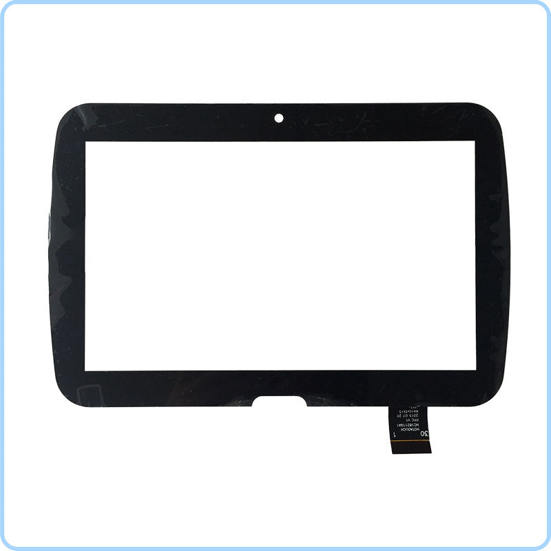 New 7 Inch Touch Screen Digitizer Panel For TurboKids Princess tablet pc new 7 inch tablet pc mglctp 701271 authentic touch screen handwriting screen multi point capacitive screen external screen