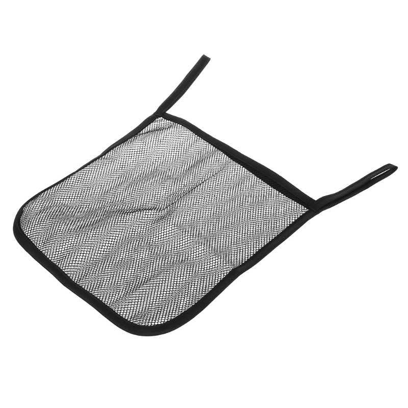 เก็บกระเป๋าตาข่ายแขวนแบบพกพาผ้าอ้อมร่ม