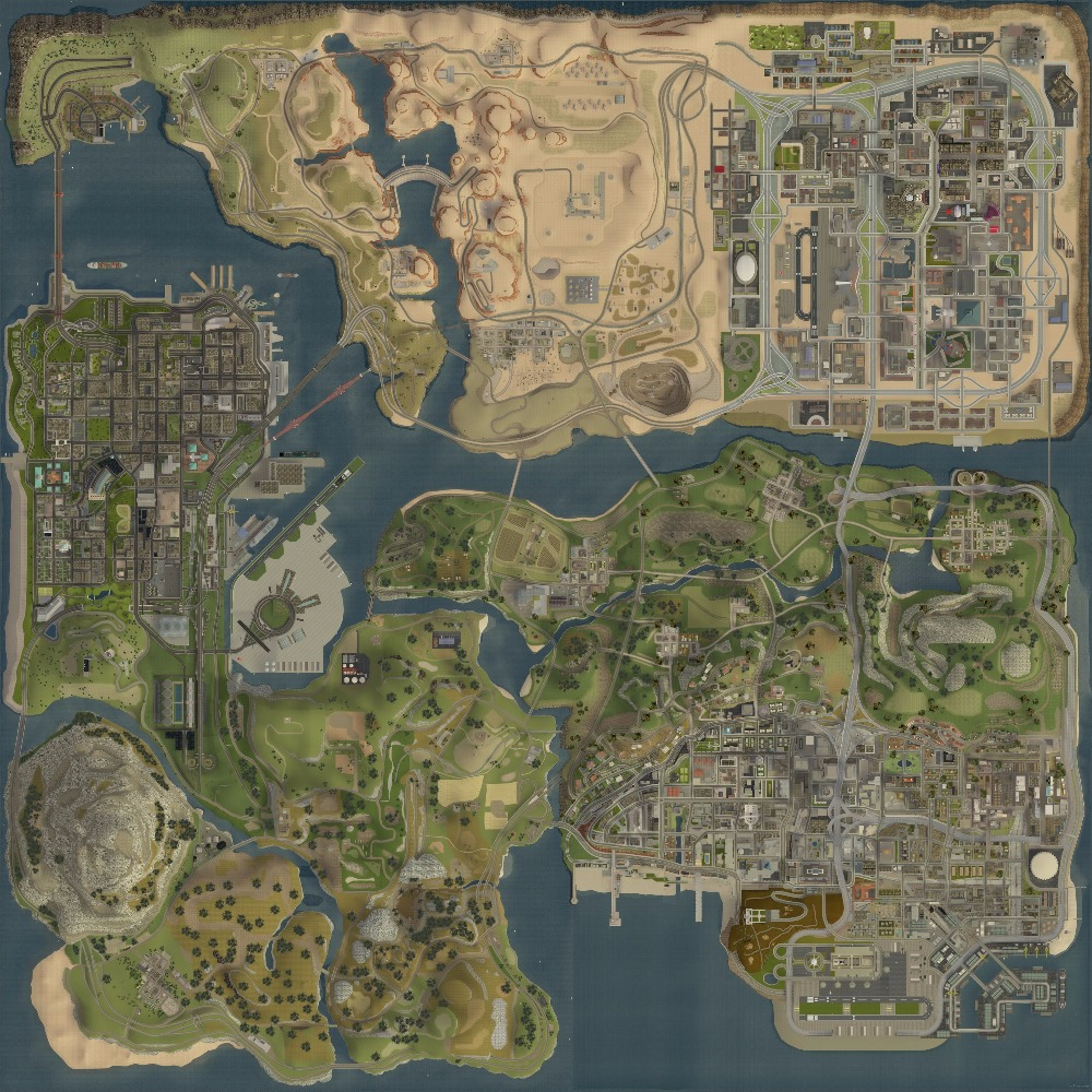 Posters on the wall gta 5 HD topographic map Grand Theft Auto V Strategic map