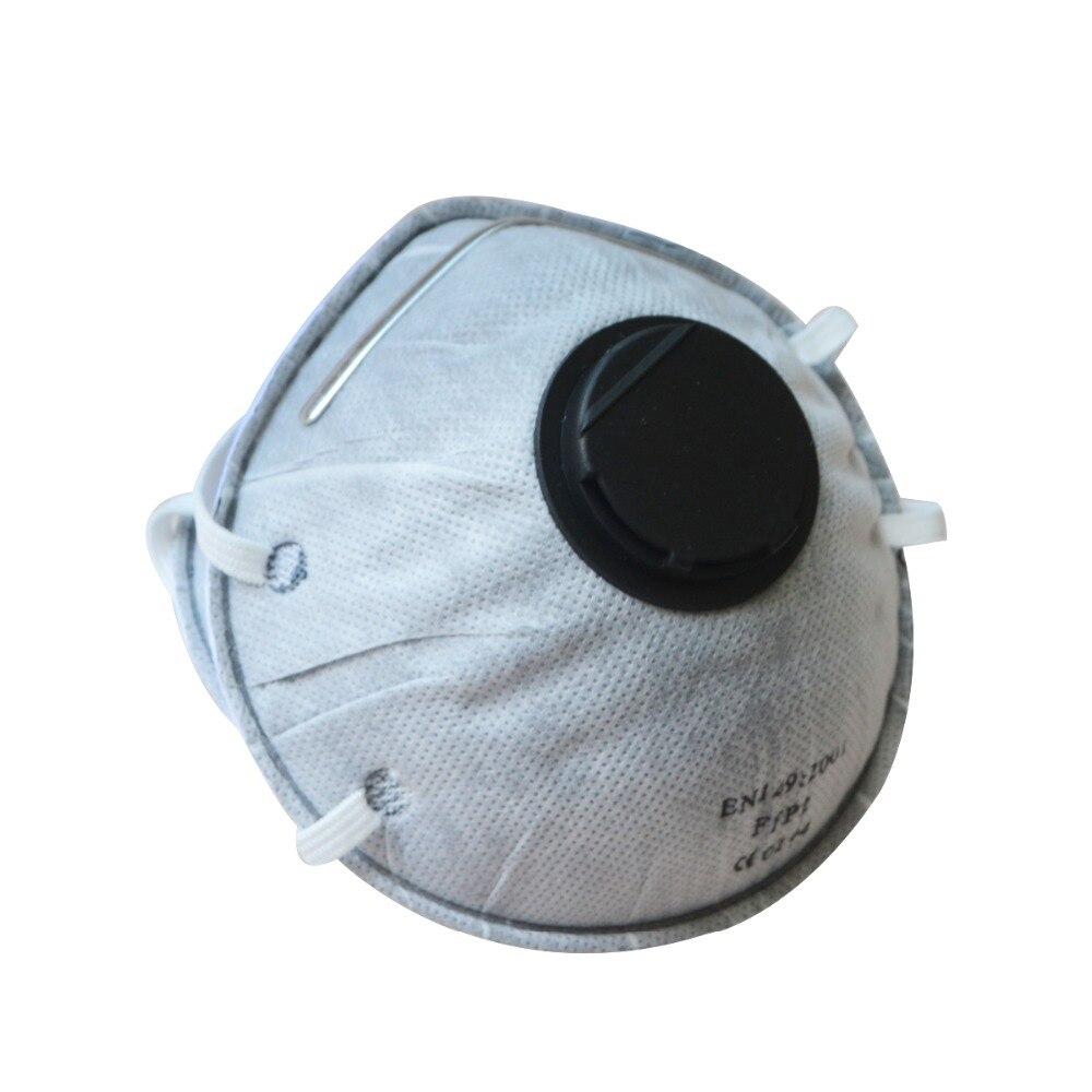 1 шт. Пылезащитная маска респиратор FFP2 уровень Анти туман PM2.5 защитная маска Пылезащитная кухонная Рабочая защитная маска - 6