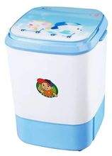 Design 3.5kg Electric Automatic Model Mini Sterilization Washing Machine for Children Tub Durable Safe Clothes Cleaning Tool