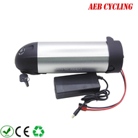 High power battery For beach cruiser electric bike bottle down tube 48V 13.2Ah Lithium-ion ebike battery with charger