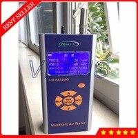 CW HAT200S цифровой pm2.5 pm10 метр детектор с USB Интерфейс 500 данные памяти мониторинга качества воздуха Портативный счетчик частиц