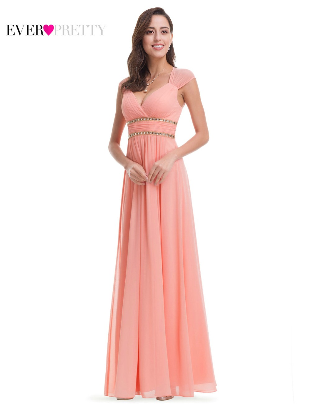 Ever pretty 2017 clearance style women elegant bridesmaid for Wedding party dresses for women