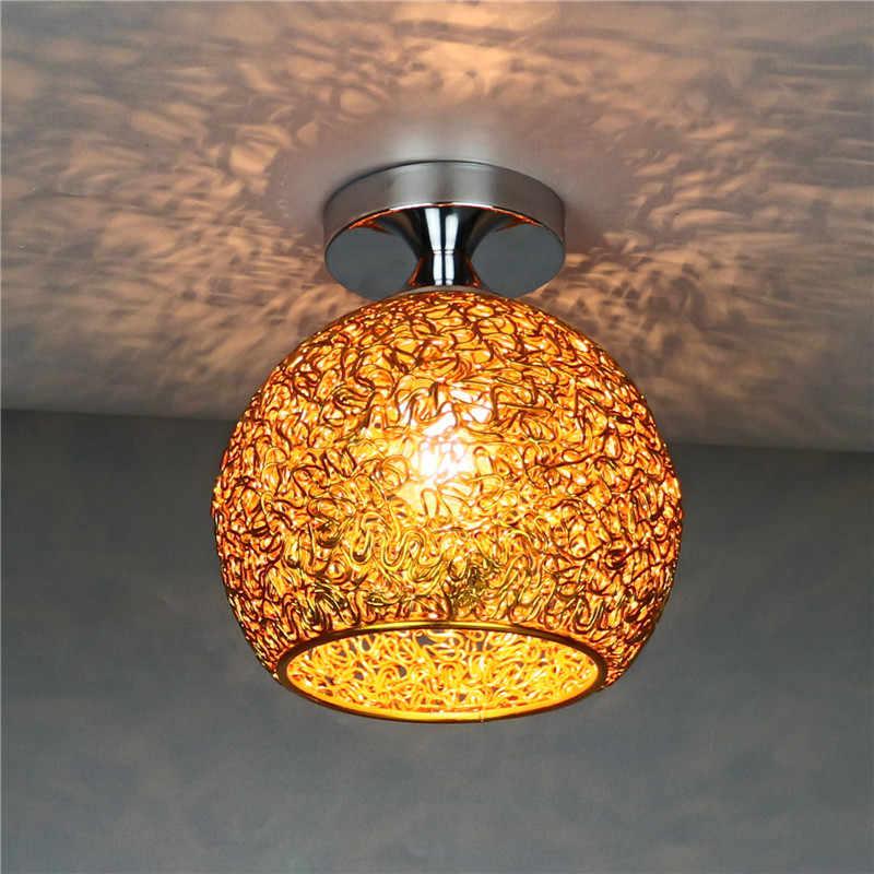 Vintage Industrial Rustic Flush Mount Ceiling Light Aluminum Lamp Fixture Nordic Style Creative Retro Multicolor Light Lamp Ceiling Lights Aliexpress