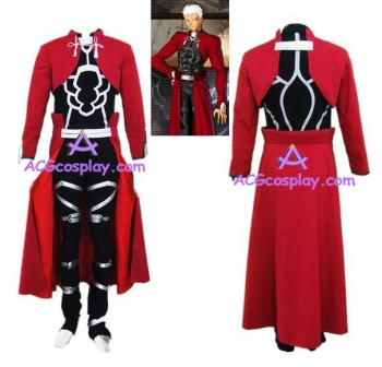 Fate stay night Archer cosplay costume good quality ACGcosplay