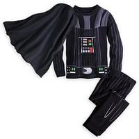 2 8T Children Boy Darth Vader Clothes Set