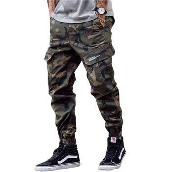 New Fashion Men Streetwear Mens Jeans Jogger Pants Youth Casual Ankle Pants Boot Cut European Jeans Pants drop shipping ABZ175 1