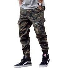 Neue Mode Männer Streetwear Herren Jeans Jogger Hosen Jugend Casual Knöchel Hosen Boot Cut Europäischen Jeans Hosen drop verschiffen ABZ175
