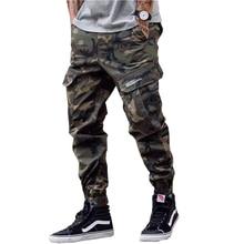 New Fashion Men Streetwear Mens Jeans Jogger Pants Youth Casual Ankle Pants Boot Cut European Jeans Pants drop shipping ABZ175